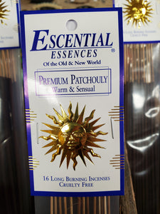 Premium Patchouly Incense