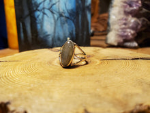Load image into Gallery viewer, Labradorite Ring $36
