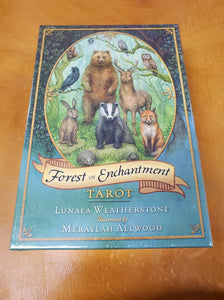 Forest of Enchantment Tarot Deck