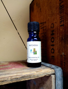 Essential Oil ~ Patchouli