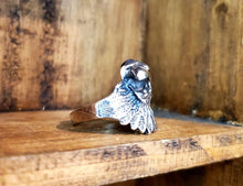 Load image into Gallery viewer, Silver Eagle Ring $65