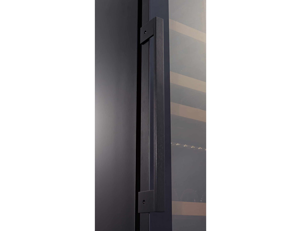 Swisscave WLB460DFLD - Dual Zone - Built In or Freestanding - 134 to 200 Bottles - 595mm Wide