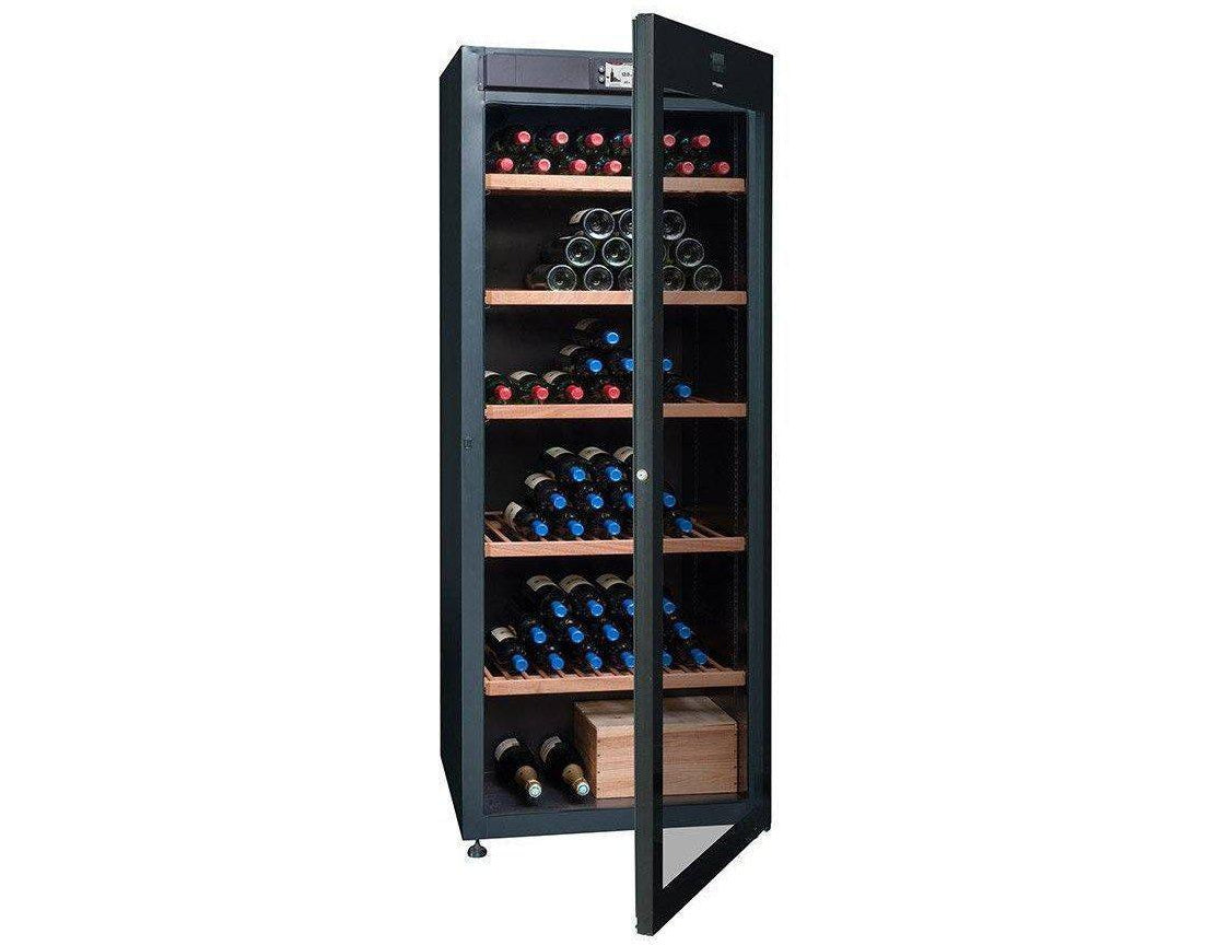 Avintage DVA305G - Three Zone - Ageing - 294 Bottles - Freestanding - 700mm Wide-Expert Wine Storage