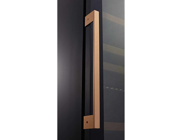 Swisscave WL355DF - Dual Zone - Built In or Freestanding - 112 to 135 Bottles - 595mm Wide (NEW)