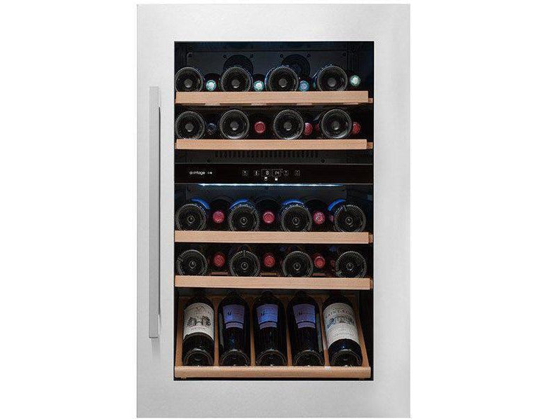 Avintage AVI47XDZA - Dual Zone - 52 Bottles - Integrated - 594mm Wide-Expert Wine Storage