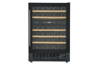 CaveCool Affection Jargon - 46 Bottles - Dual Zone - Built In - 595mm Wide