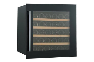 Cave Cool Morion Dravite Wine Fridge - 36 Bottles - Single Zone Integrated Wine Cooler - 545mm Wide - Black + Free Corkscrew - Expert Wine Storage