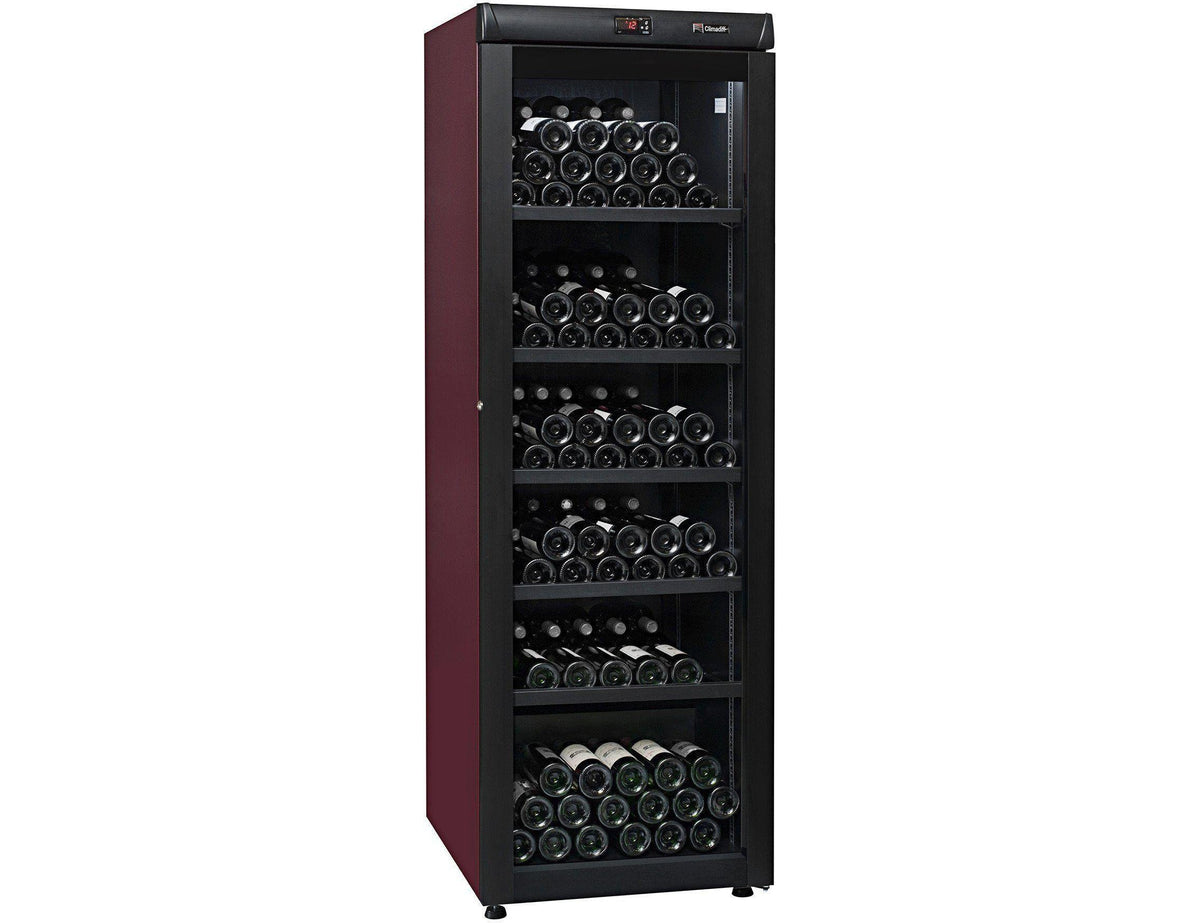 Climadiff CVV265 - Single Zone - Ageing - 265 Bottles - Freestanding - 620mm Wide-Expert Wine Storage
