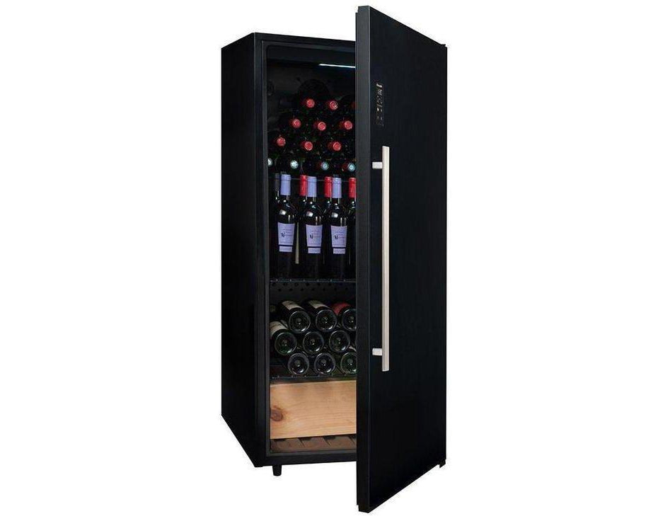 Climadiff - PCLP160 - Premium Multi Purpose Wine Cellar / Wine Cooler - Multizone - 160 Bottles - 595mm Wide - Expert Wine Storage