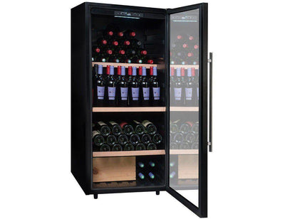 Climadiff PCLV160 - Single Zone - Ageing - 160 Bottles - Freestanding - 600mm Wide-Expert Wine Storage