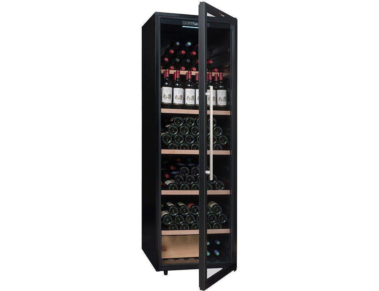 Climadiff PCLV250 - Single Zone - 248 Bottles - Freestanding - 600mm Wide-Expert Wine Storage
