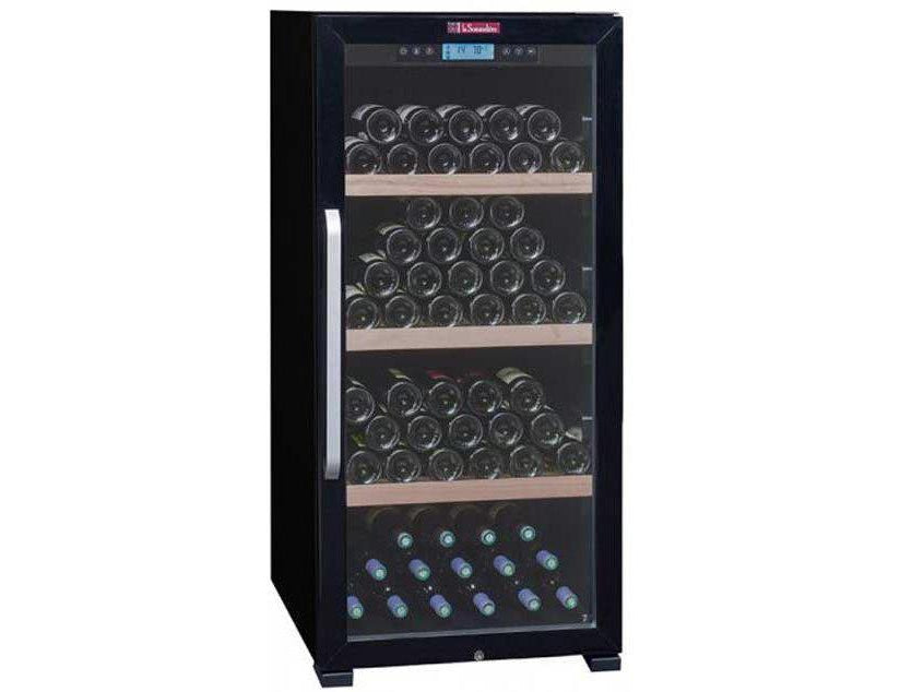 La Sommelière CTVNE142A - Single Zone - 149 Bottles - Freestanding - 595mm Wide-Expert Wine Storage