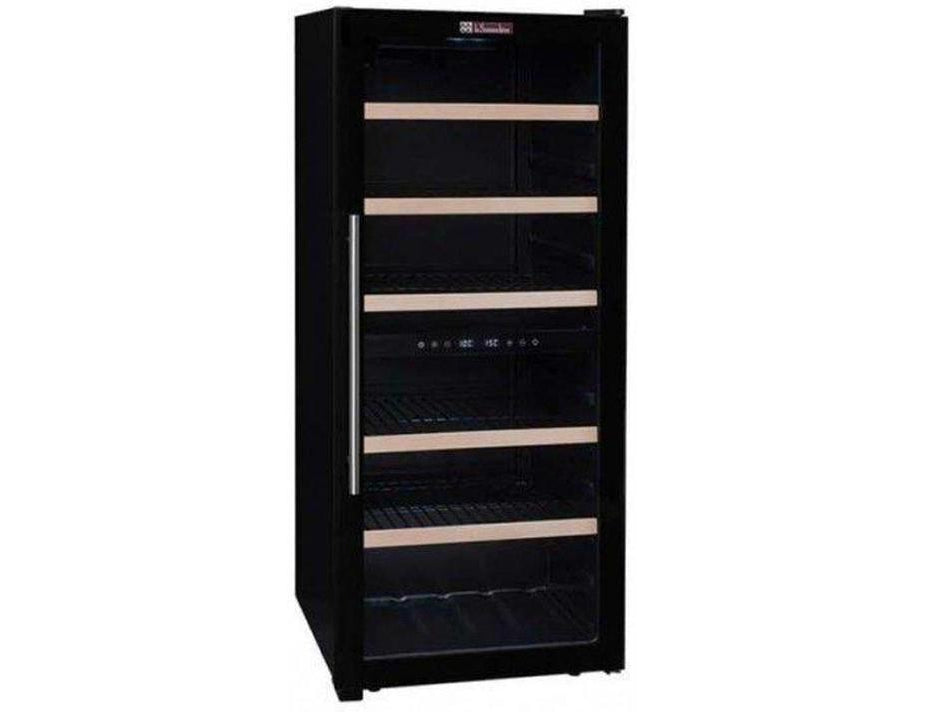 La Sommelière - CVD102.DZ - Wine Fridge - Dual Zone Wine Cooler - 102 Bottles + free corkscrew - Expert Wine Storage