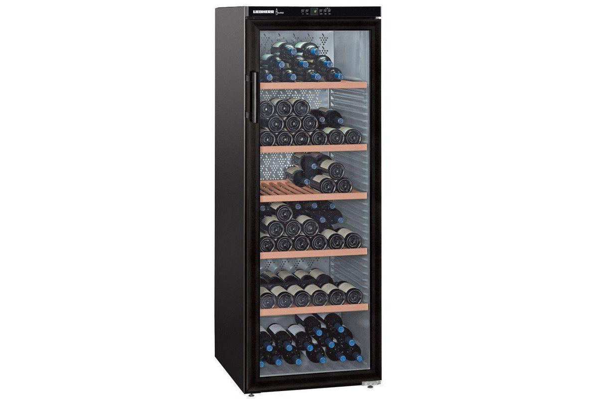 Liebherr WKb 4212 Vinothek - Single Zone - Freestanding - 200 Bottles - 600mm Wide-Expert Wine Storage