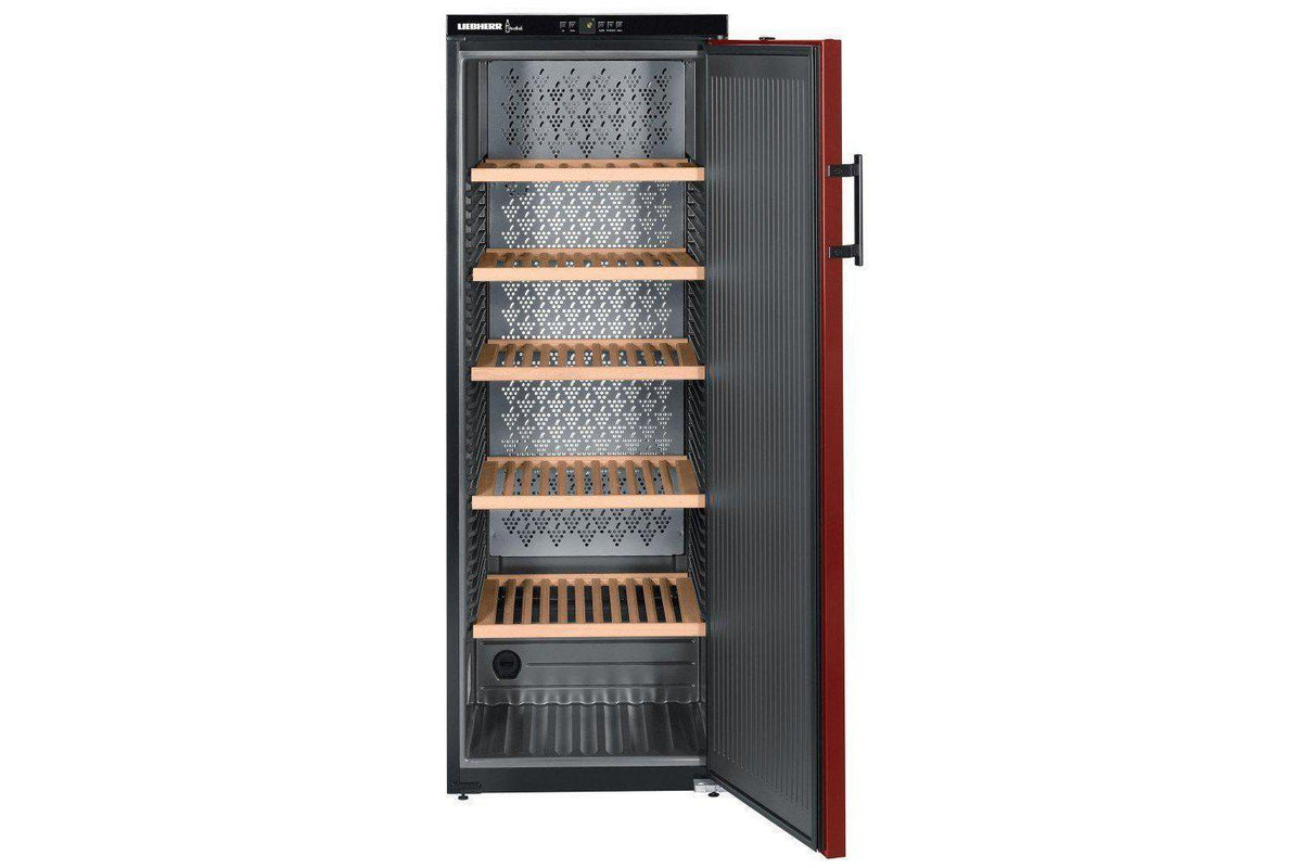 Liebherr WKr 4211 Vinothek - Single Zone - Freestanding - 200 Bottles - 600mm Wide-Expert Wine Storage