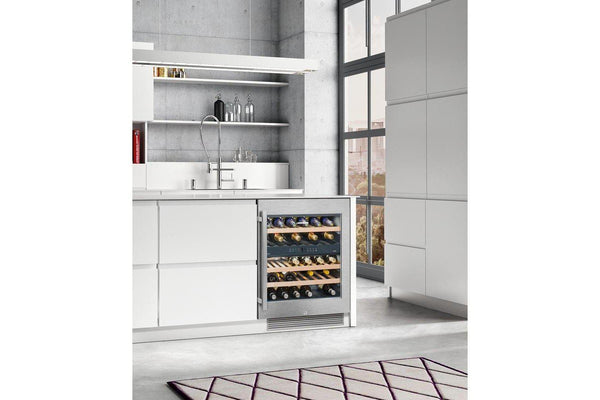 Liebherr Wtes 1672 Vinidor - Dual Zone - Integrated - 34 Bottles - 598mm Wide-Expert Wine Storage