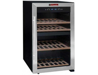 La Sommelière LS50.2Z - Dual Zone - 50 Bottles - Freestanding - 480mm Wide-Expert Wine Storage
