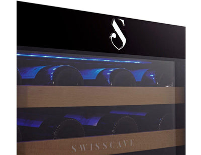 Swisscave WL155F - Single Zone - Built In - 52 Bottles - 595mm Wide (NEW)