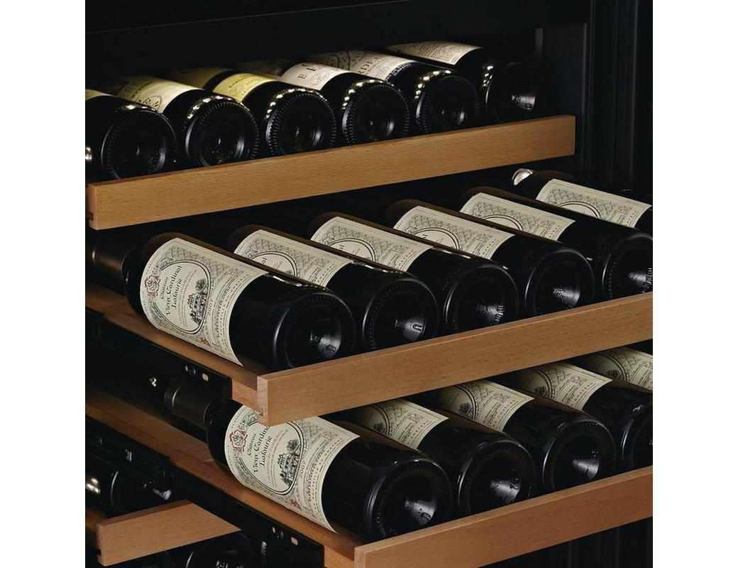 Swisscave WLB360F - Single Zone - 110 to 127 Bottles - Built In or Freestanding - 595mm Wide