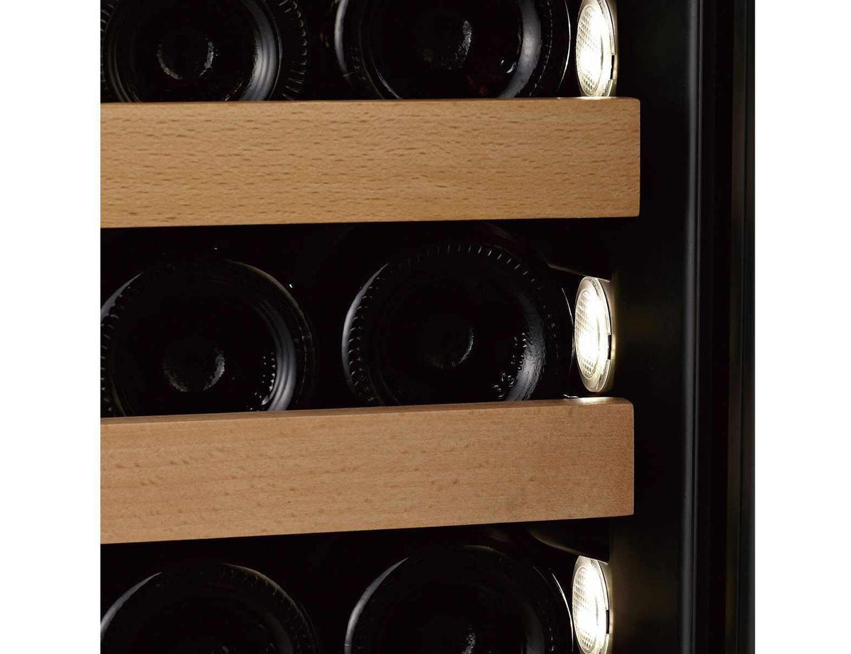 Swisscave WLB-460F-BGDY - Single Zone - Built In - 145 to 161 Bottles - 595mm Wide