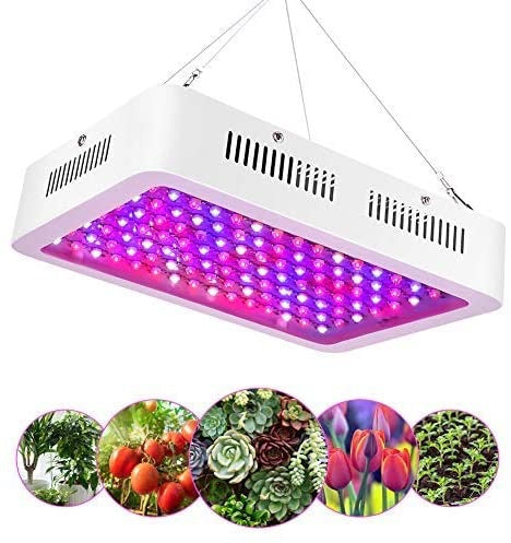Grow Lamp Full Spectrum with Reflector and UV/IR