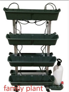Family Plant Trolley