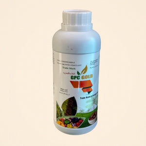 GPC Gold liquid fertilizer