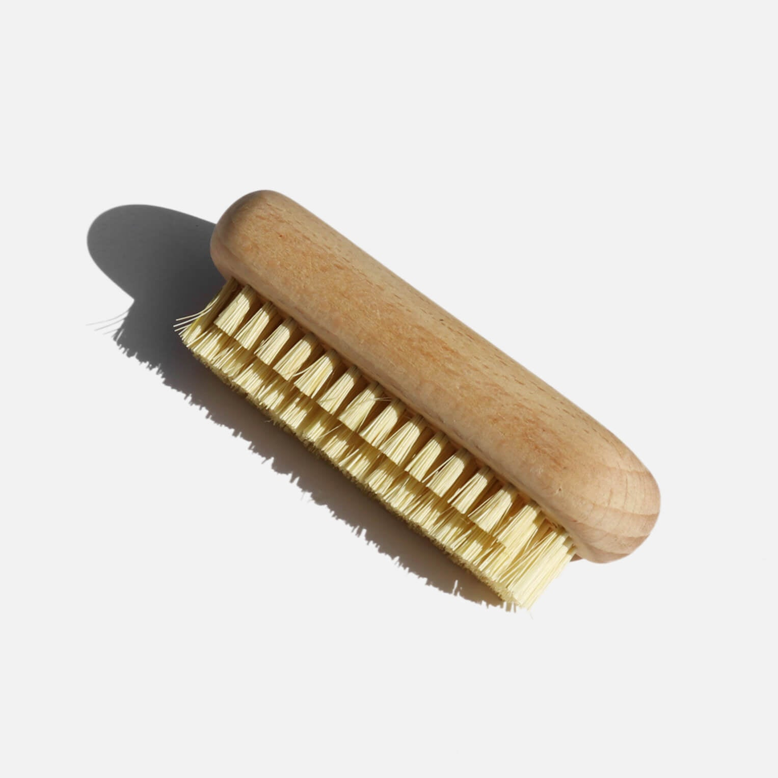 Natural Wooden Nail Brush