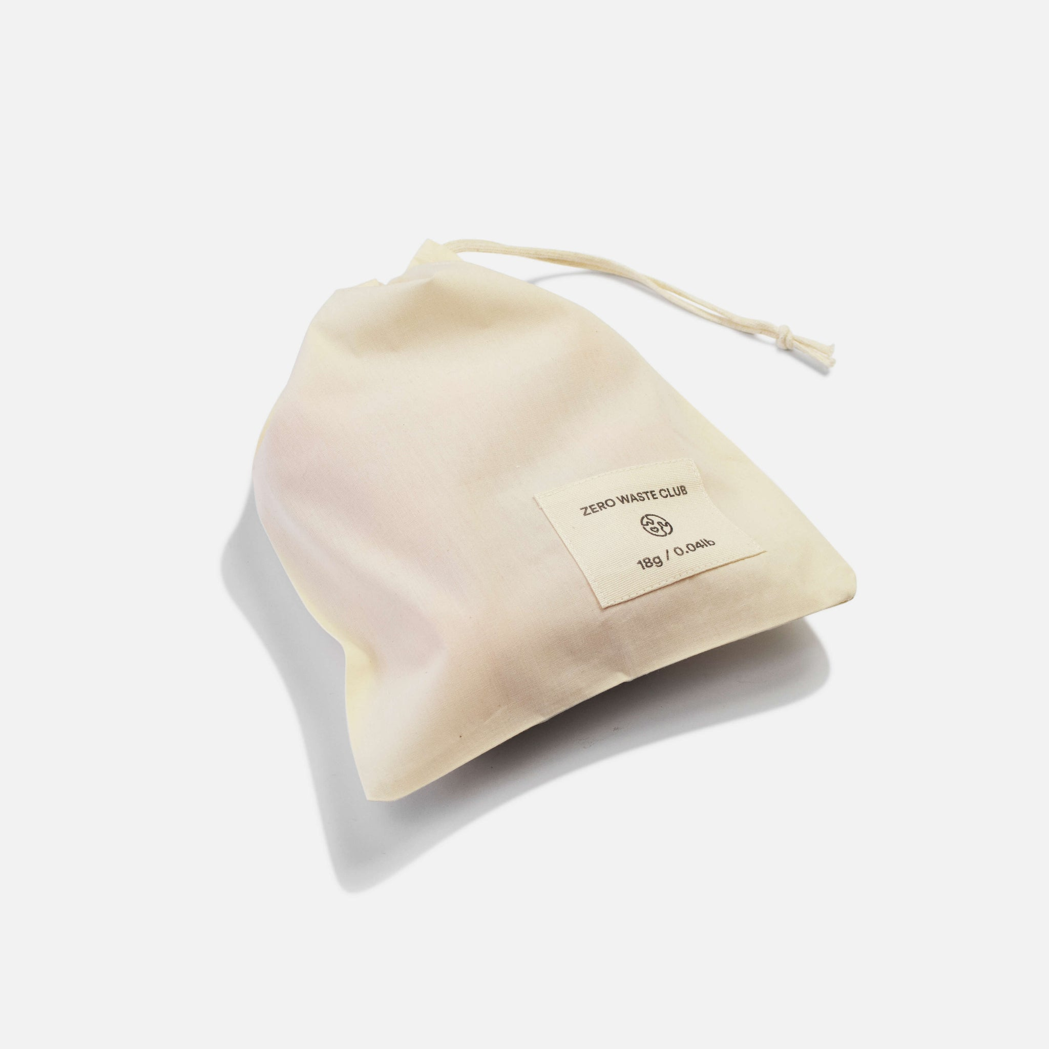 Organic Cotton Produce Bags - Pack of 3