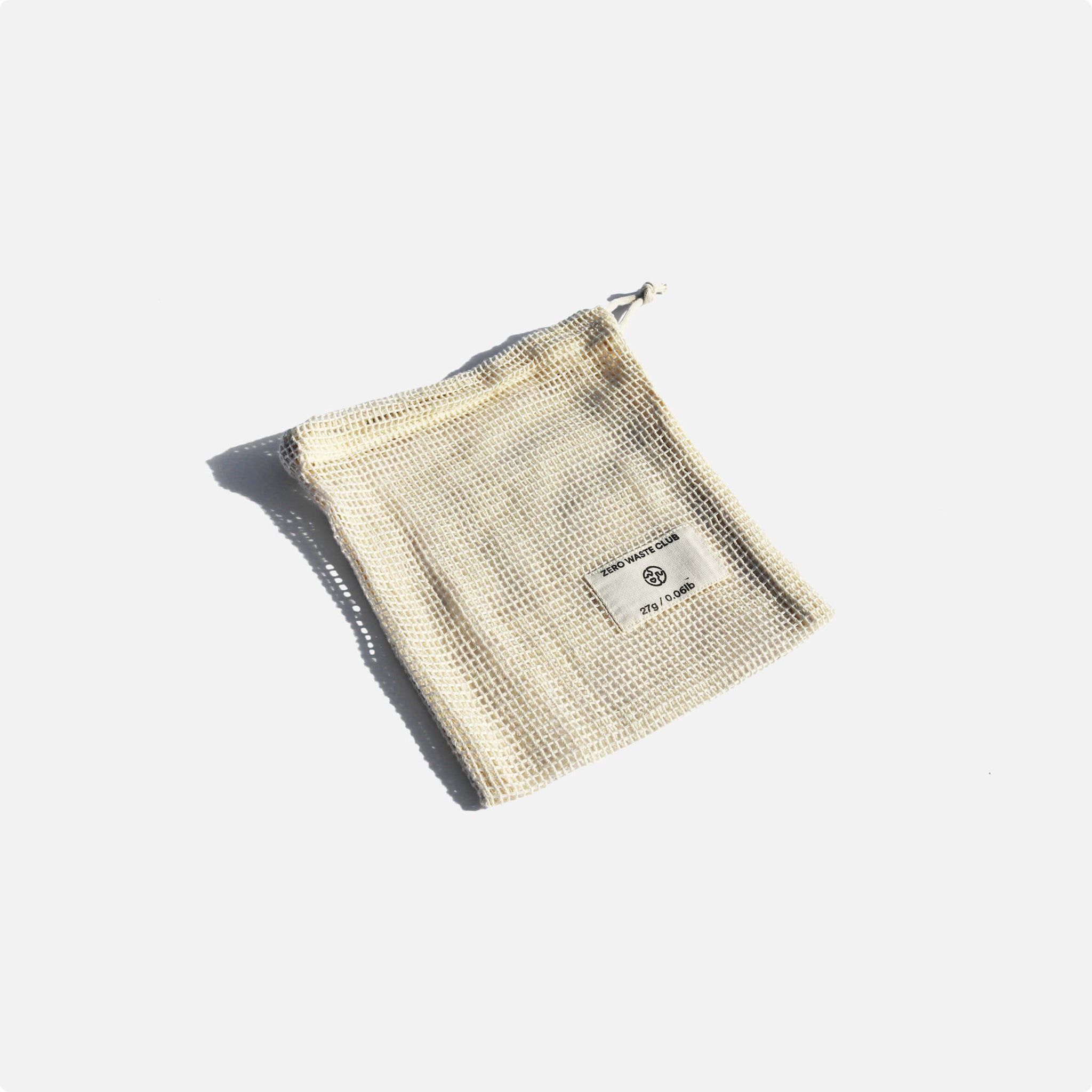 Organic Cotton Mesh Bags - Pack of 9