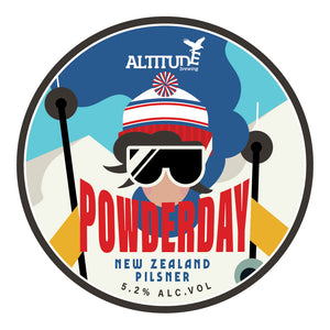 Powder Day Pilsner - 24x330ml Cans