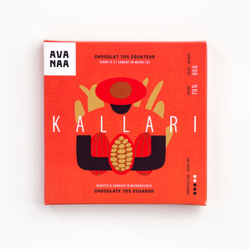 Kallari 70% Chocolate Bar