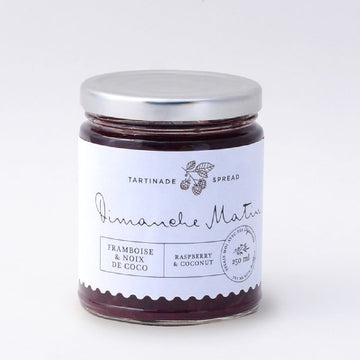 Raspberry & Coconut Spread