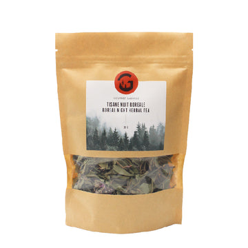 Boreal night herbal tea