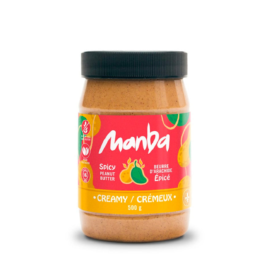 Peanut Butter – Spicy – Creamy