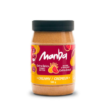 Peanut Butter – Extra Spicy – Creamy