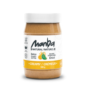 Peanut Butter – Natural Spicy