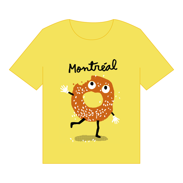 Kids Bagel T-Shirt