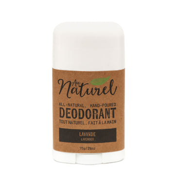 Natural Deodorant <br> choice of fragrances