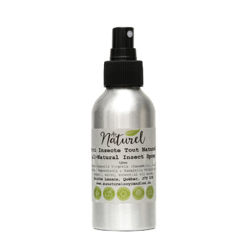 All-Natural Insect Repellent
