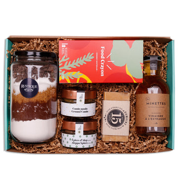 For the cook gift box