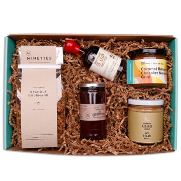 Brunch time gift box