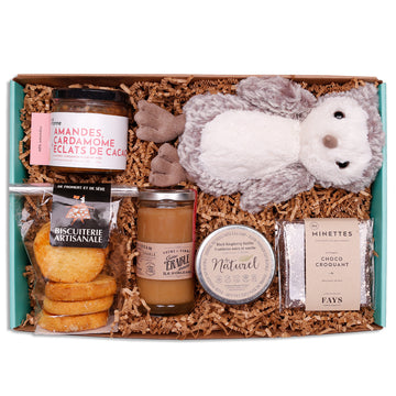 Mom and baby gift box