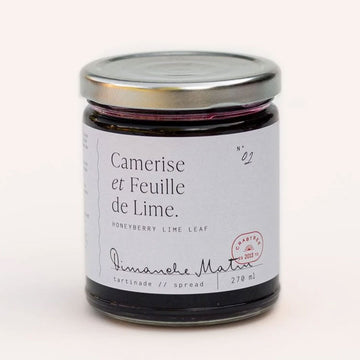 Camerise and lime leaf Spread