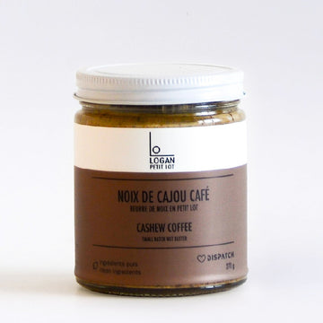 Coffee + Maple Cashew Butter