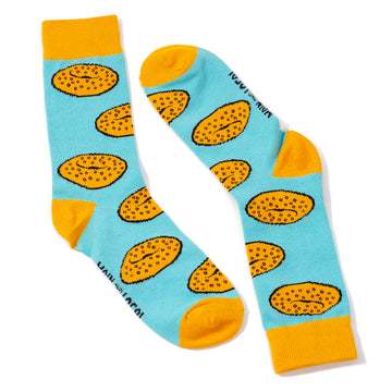 Bagel Socks