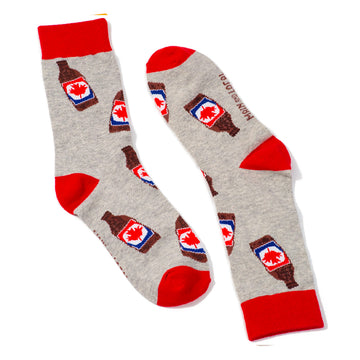 Canadian Beer Socks