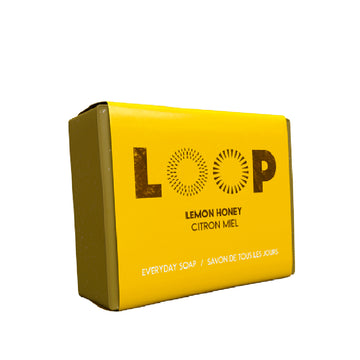 Savon LOOP <br>citron miel