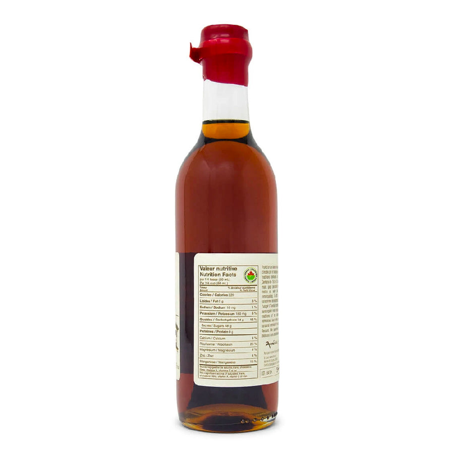Organic Maple Syrup <br> 375 ml