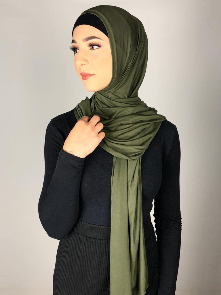Easy Wrap jilbabs
